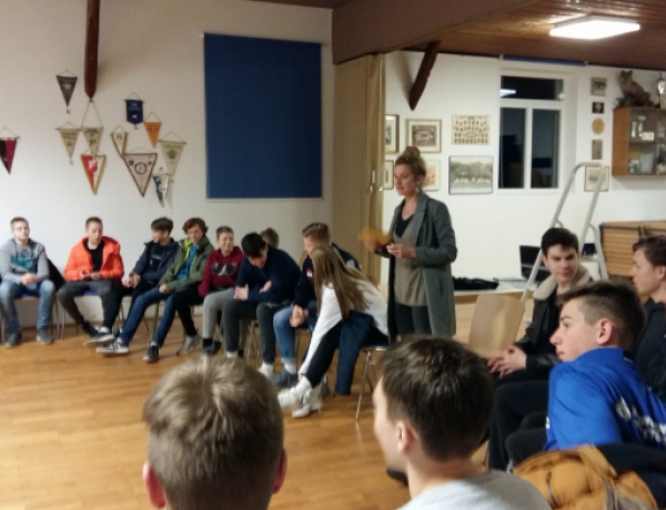 Workshop JSG Balingen Weilstetten